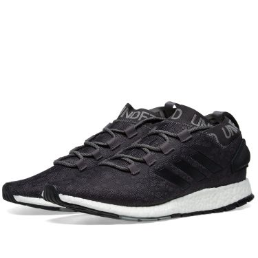 28101f3c429839 Adidas x Undefeated Pure Boost RBL Shift Grey