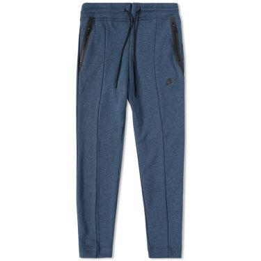 5efca3542c74 Nike Women s Tech Fleece Seamed Pant Squadron Blue   Black