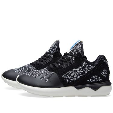 Adidas Tubular Runner Core Black   Off White  53ee276479be