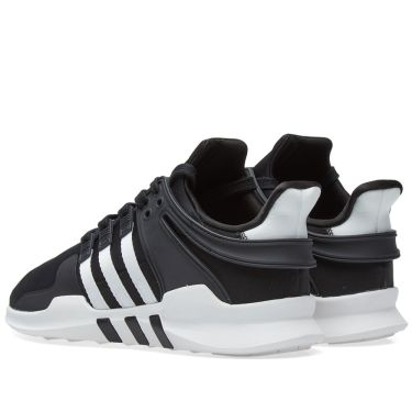 check out 41466 7a2fc Adidas EQT Support ADV Core Black  White  END.