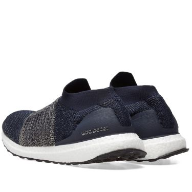 98601e73c9483 Adidas Ultra Boost Laceless Legend Ink   Raw Gold