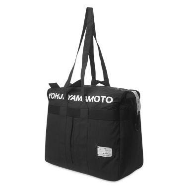 e20842333c1 Y-3 Weekender Bag Black   END.