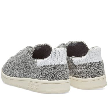 fe236fb4c253c7 Adidas Stan Smith PK Solid Grey   White