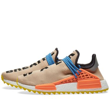 Adidas x Pharrell Williams NMD HU Trail. Pale Nude ... 021c1b6039