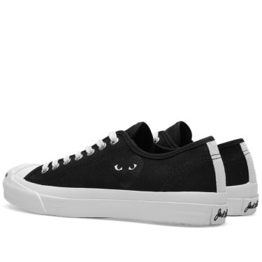 69fa998c7644 homeComme des Garcons Play x Converse Jack Purcell Ox. image. image. image.  image. image. image