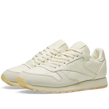 2e41efbdcbfb Reebok Classic Leather BS Olympic Creme   Washed Yellow