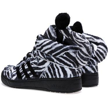 designer fashion 9ce99 63c38 homeAdidas ObyO x Jeremy Scott Zebra. image. image. image. image. image