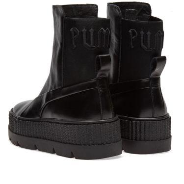 670c4dcdf7b0 homePuma x Fenty by Rihanna Chelsea Sneaker Boot. image. image. image