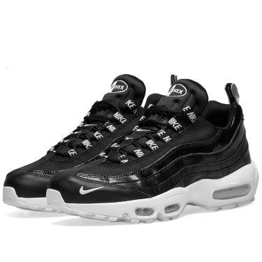 Nike Air Max 95 Premium Black   White  353358993906