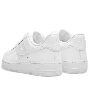 low priced 32979 6c538 Nike Air Force 1 07 W Patent White  END.