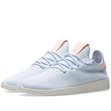 722edcc5089b Adidas x Pharrell Williams Tennis HU W Aero Blue   Chalk White