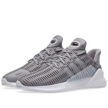 newest 222b3 ebd56 Adidas Climacool 0217 W Grey Three  White  END.
