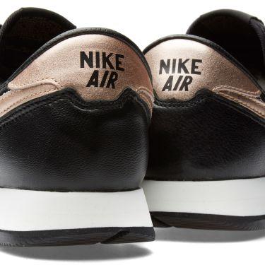 4a02dae11734 Nike W Air Pegasus  83 Premium Quilt Black   Metallic Rose Gold