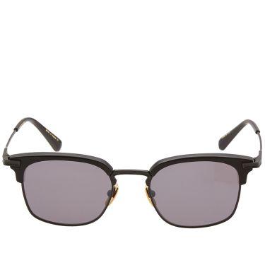 335a2ee2b4 Dita Nomad Sunglasses Matte Black   Gold