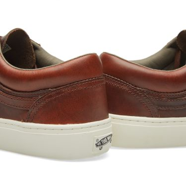 6dd4ff2f8ecc45 homeVans Vault x Horween Leather Co. Old Skool Cup LX. image. image