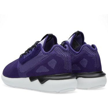 7ec3261c755fc9 Adidas Tubular Runner Weave Collegiate Purple   Black