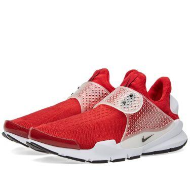 42b89a25f0d2 Nike Sock Dart Gym Red