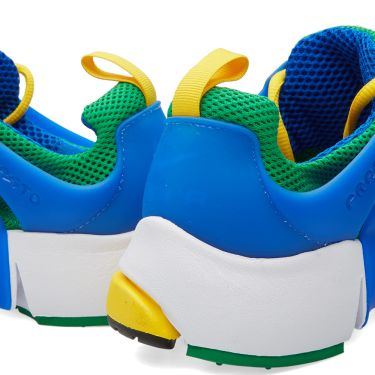 5aebe0a97050 Nike Air Presto Essential Lucky Green   Hyper Cobalt