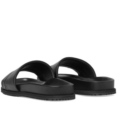 ab1d1b2e7ca6 Givenchy Plaza Leather Sandal Black