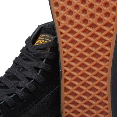 Vans Vault x WTAPS OG Sk8-Hi LX Black   Black  aa33b1bc5