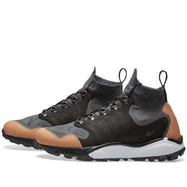 c6e9b5dd59f Nike Air Zoom Talaria Mid Flyknit Premium Anthracite   Vachetta Tan ...