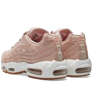 huge selection of 6ded2 8bd26 Nike W Air Max 95 Premium Pink Oxford   Bright Melon   END.