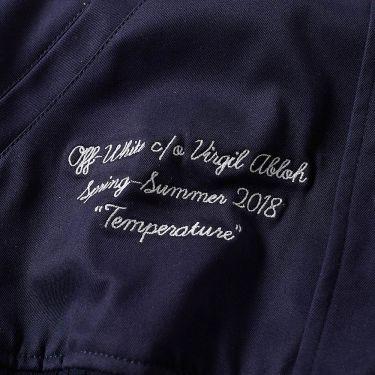 e5a5fc0afbf5 homeOff-White Patch Varsity jacket. image. image. image. image. image. image