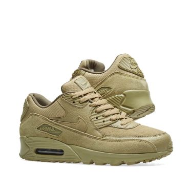 c0c649fd421 Nike Air Max 90 Premium Neutral Olive