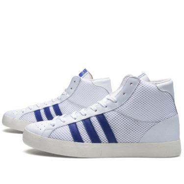 huge discount c6518 31f42 Adidas Basket Profi OG Running White   True Blue   END.