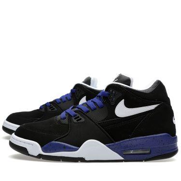 e435e4a8e61a Nike Air Flight 89 Black   Blue