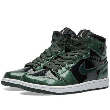 Nike Air Jordan 1 Retro High Grove Green 0ff661ccc