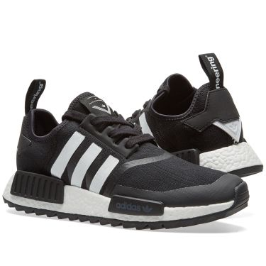 396ea4e17083 Adidas x White Mountaineering NMD Trail PK Core Black   White