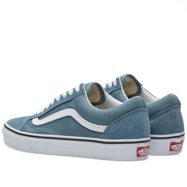 d1c8f246faf7 Vans Old Skool Goblin Blue   True White