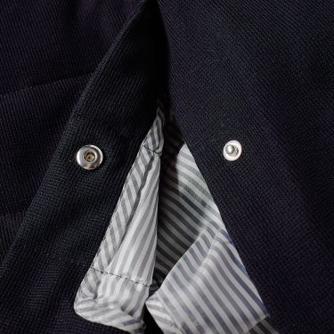 97e1f8e87583 Moncler Gamme Bleu 3 Button Down Blazer Navy