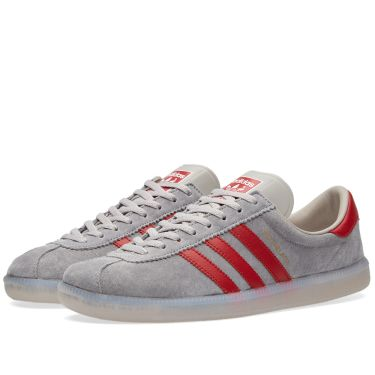 Adidas SPZL Hochelaga Light Onix   Power Red  6ac8fae8a884