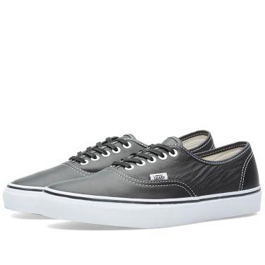 Vans Vault Authentic LX Black  d9777eef3