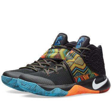 Nike Kyrie 2 BHM Black   Multicolour  e199a6742e