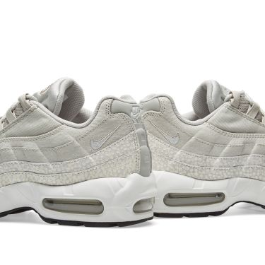 0f2544becff4 Nike W Air Max 95 Premium Pale Grey   Light Bone
