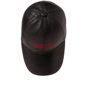 home032c Leather Baseball Cap. image. image ce2c00759c3