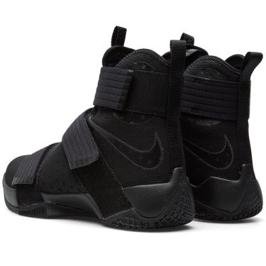 7e171fe18c4 50% off nike lebron soldier 10 black white silver fe890 1d929  coupon code  for homenike lebron soldier 10. image. image dd735 4b960