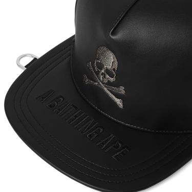 ... x Mastermind Japan Leather Cap. image. image. image 721a1cbe3288