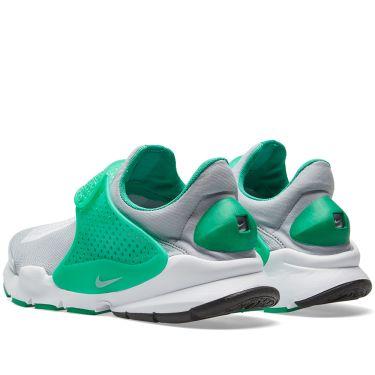 Nike Sock Dart Wolf Grey   Stadium Green  824a7fd92977