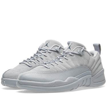 2c883cfe660 Nike Air Jordan 12 Retro Low Wolf Grey