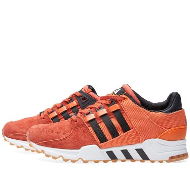 reputable site b7438 6fbcd Adidas EQT Running Support 93 Surf Red, Black  White  END.