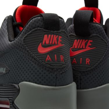 Nike Air Max 90 Mid Winter Print Anthracite   Black  2a90aad2f