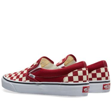 c44b79c2469f homeVans UA Classic Slip On Checkerboard. image. image. image