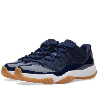 26f667367bdb8 Nike Air Jordan 11 Retro Low Midnight Navy
