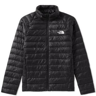 The North Face Trevail Jacket TNF Black  a8e92f9d8