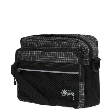b74fdf348a homeStussy Ripstop Nylon Shoulder Bag. image. image
