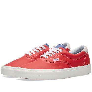 Vans Era 59 Racing Red   Bijou Blue  2c1219ce5d90